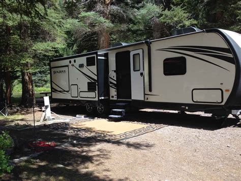 forest river travel trailer 2014 used forest river palomino travel trailer in tx