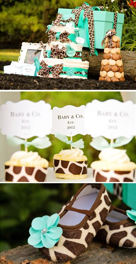 And Co Inspired Baby Shower by Kara S Ideas Baby Co Blue Inspired Baby Shower Planning Ideas Decor