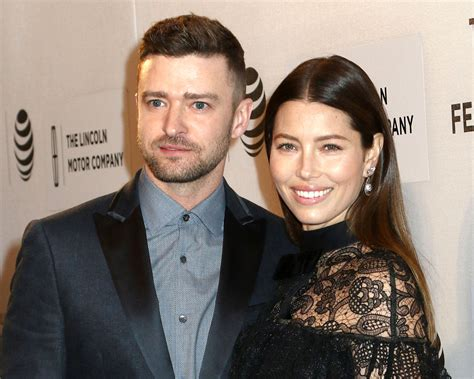Biel Is In With Justin Timberlake by Biel S Birthday Message For Justin Timberlake Is