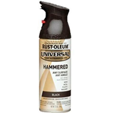 rust oleum universal hammered spray paint