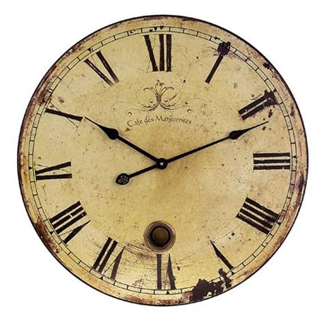 large wall clocks imax large wall clock with pendulum new free shipping