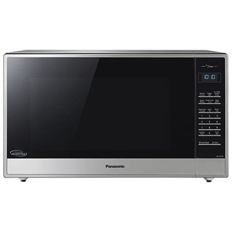 Best Buy Countertop Microwaves by Panasonic Countertop Microwave 2 2 Cu Ft Stainless Steel Counter Top Microwaves Best