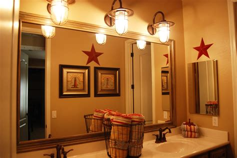 Coastal Bathroom Lighting Best Nautical Bathroom Lighting Advice For Your Home Decoration