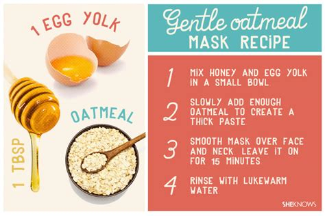 mask diy recipe masks for skin