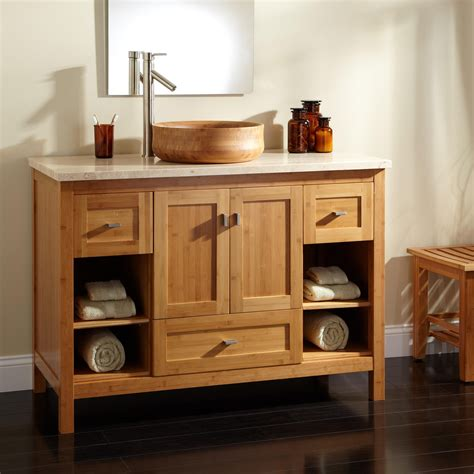 beautiful bathroom vanities with vessel sinks the homy