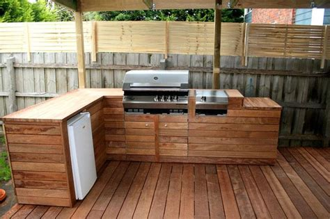 bbq kitchen ideas outdoor living inspiration top shelf carpentry