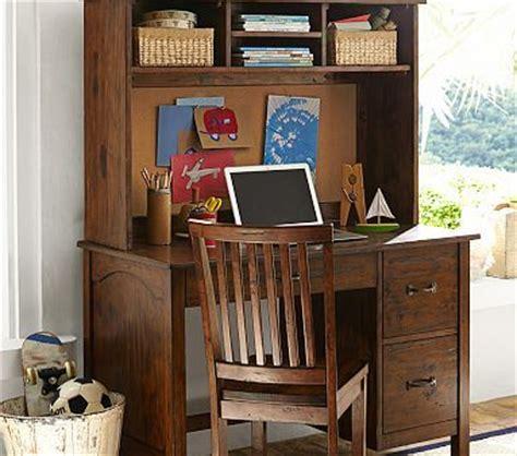 Meja Belajar Desk Blue kendall desk large hutch from pottery barn products i