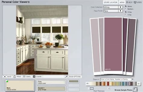 benjamin color visualizer ask home design
