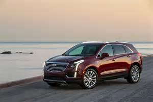 Cadillac Five Drive 2017 Cadillac Xt5