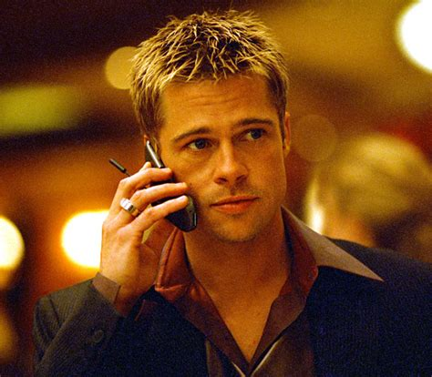 Badboys Deluxe Brad Pitt Thespian Brad Pitt Oceans Eleven