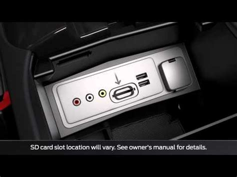 sync® with mylincoln touch™: navigation understanding