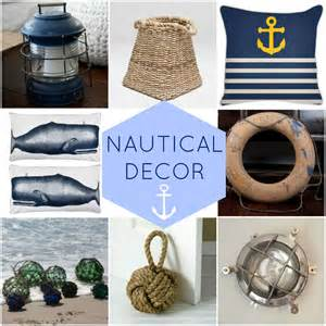 Boat Home Decor coastal nautical decor amp accessories for your beach house