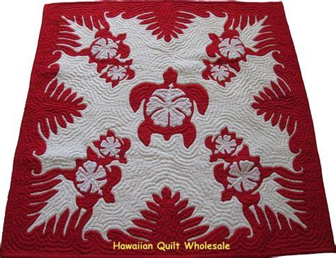 Hawaiin Quilts by Hawaiian Quilt Wholesale