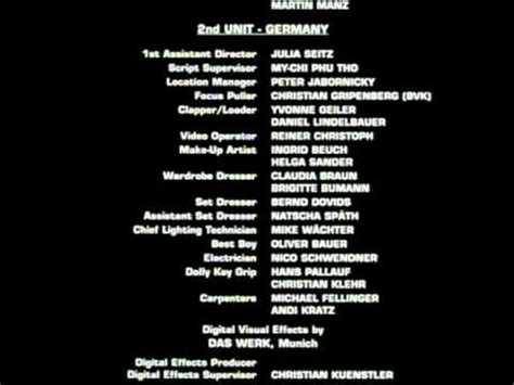 2001 ending song 2001 a space travesty end credits leslie nielsen