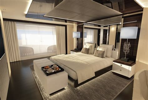 yacht bedroom luxury yacht interior design