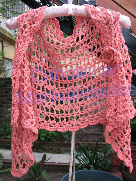 chaleco rectangular a crochet chaleco rectangular crochet imagui