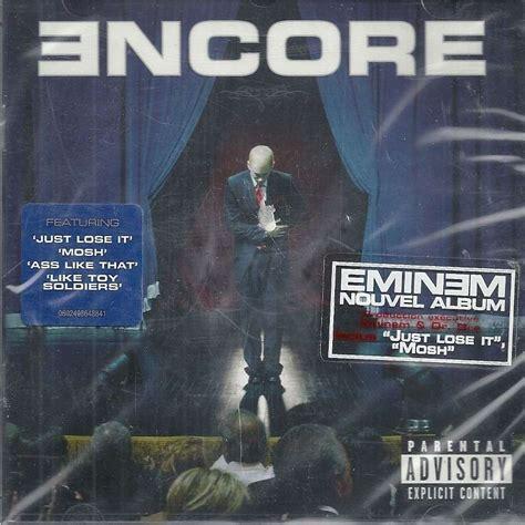eminem dvd encore by eminem cd with metaleux430 ref 118871228