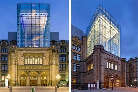 kpmb architects glazed renovation of the canadian museum