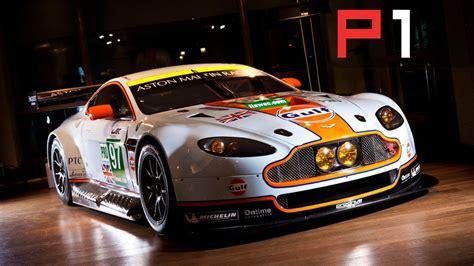 Build A Aston Martin by How To Build A Aston Martin Gte Racing Car