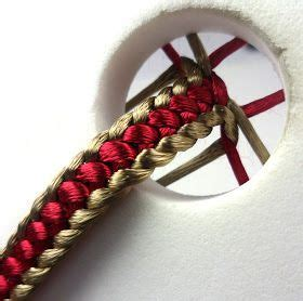 Macrame Flat Knot - 147 best images about kumihimo on