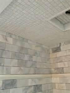 tile on ceiling 1000 images about shower enclosures on tile