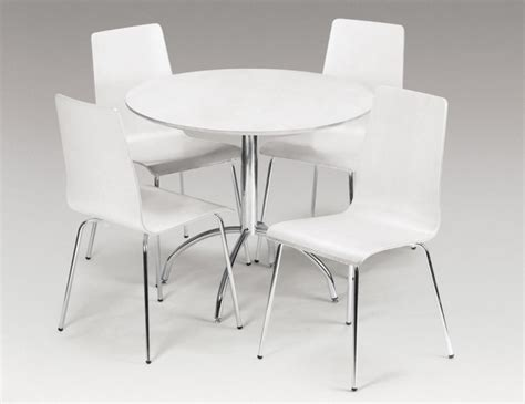 white table and chairs for kitchen mandy white kitchen table and 4 white chairs