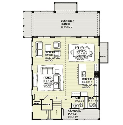 upside down floor plans upside down beach house 970015vc architectural designs