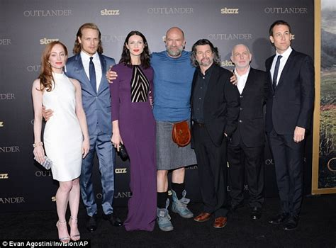 Gwen By Salt Executive caitriona balfe steals the spotlight in a sheer purple