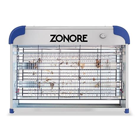 Commercial Kitchen Insect Zapper zonore 20w electronic bug zapper insect killer for