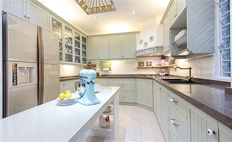 Home Design European Style country style scandinavian style kitchen and renovation