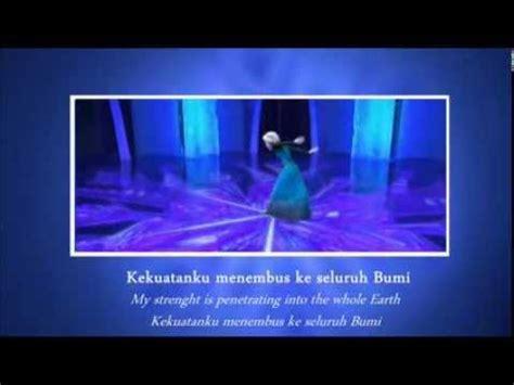 film frozen let it go bahasa indonesia hq frozen let it go lepaskan indonesian bahasa
