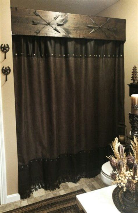 ideas for bathroom curtains 25 best ideas about rustic curtains on