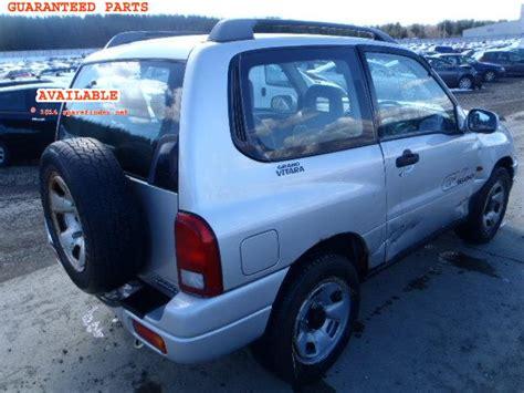 Suzuki Grand Vitara Breakers Suzuki Grand Vitara Breakers Suzuki Grand Vitara Spare