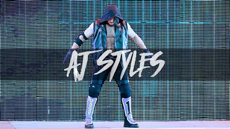 theme song aj styles wwe quot phenomenal quot aj styles theme song youtube