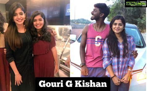 96 movie actress gowri gouri g kishan 96 actress 1 gethu cinema