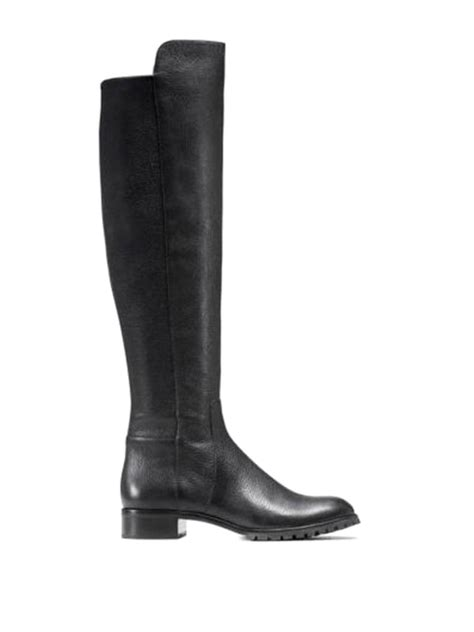 zipped leather boots by michael kors boots ikrix