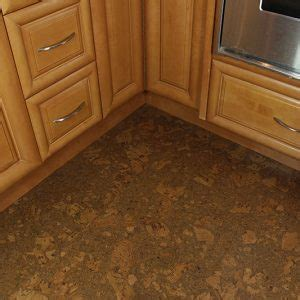 Colored cork flooring   Tasmanian Burl 6mm Cork Tiles
