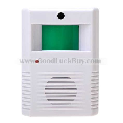 Entrance Alert Door Chime by New Arrivals Rss