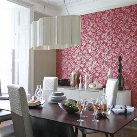 wallpaper dinding ruang makan gambar contoh wallpaper dinding rumah motif terbaru 2014