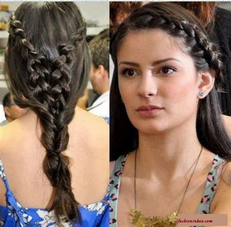 New Year Latest Hairstyles 2015 For Women