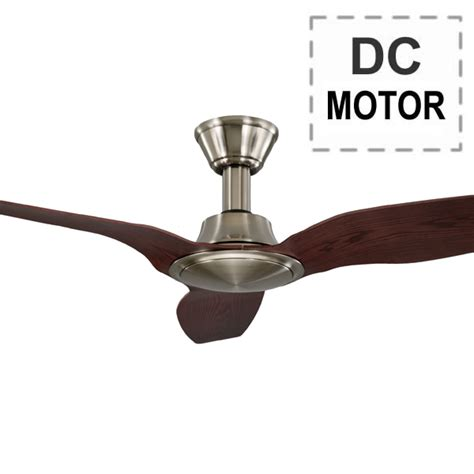 high airflow ceiling fans trident dc ceiling fan high airflow satin nickel with