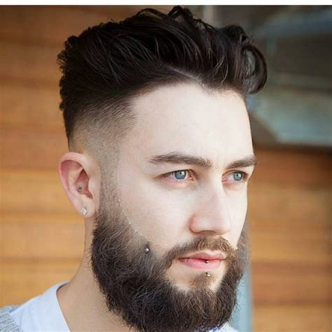 Pomade Hollow 40 dashing dimple piercing ideas and looks