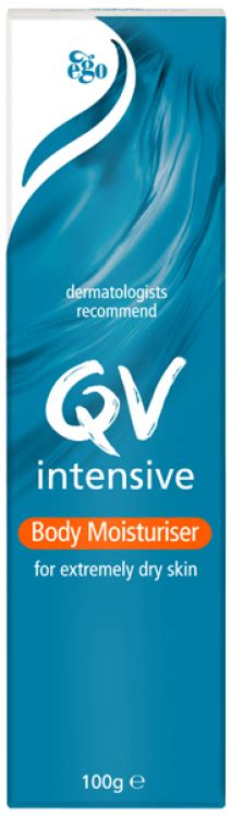 Qv Skin Lotion By Used Goods ego qv intensive moisturiser reviews productreview
