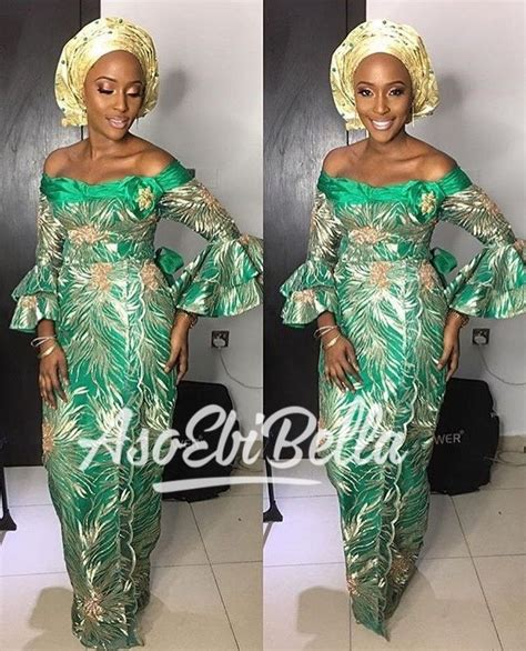 latest ovation on wrapper and blouse bellanaija weddings presents asoebibella vol 177 the