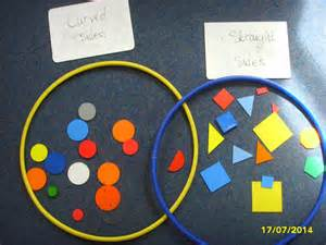 sorting shapes year 3 s class blog