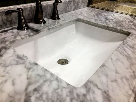 installing an undermount bathroom sink how to install a bathroom sink no ordinary homestead