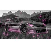 Nissan GTR R35 JDM Crystal Nature Car 2015  El Tony