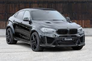 Bmw X6 M Official 750hp G Power Bmw X6 M Typhoon Gtspirit