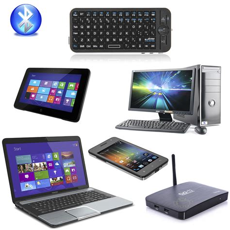 apple tv android bluetooth remote qwerty keyboard for android apple tv box mobile phones ebay