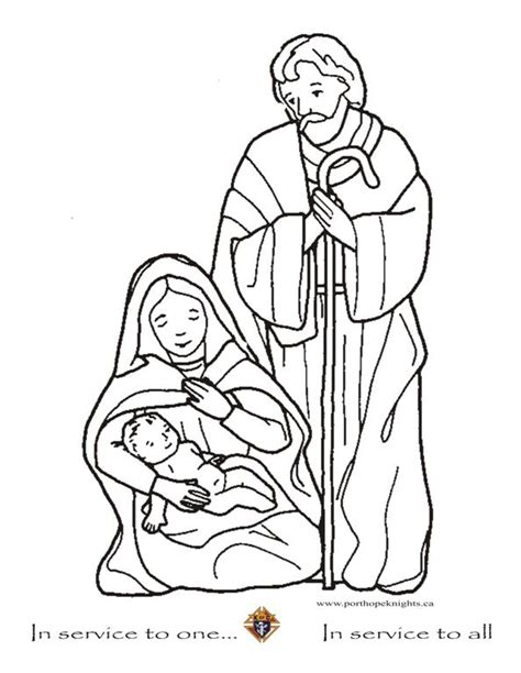 coloring page of baby jesus mary and joseph free coloring pages of mary on a donkey
